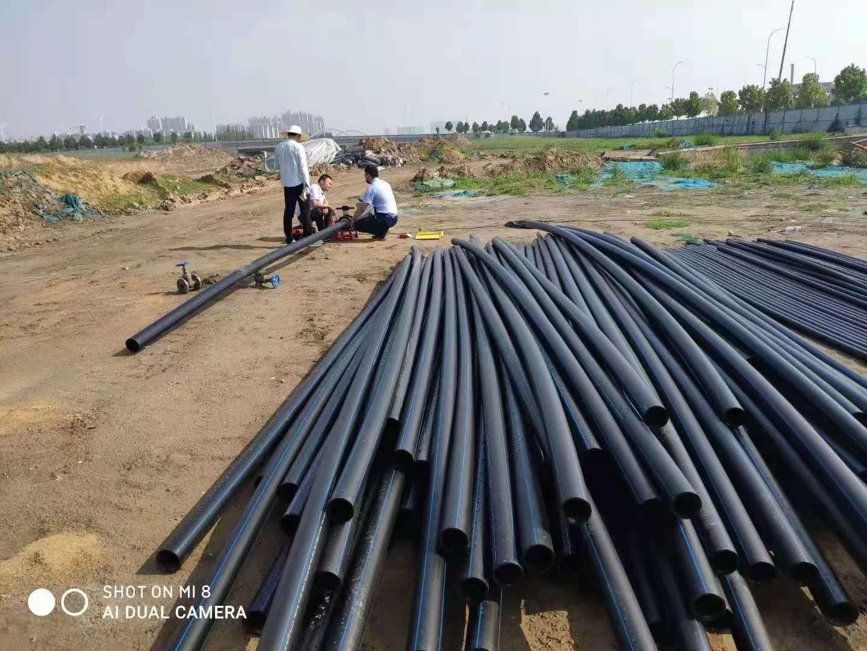 洁尔康建材告诉你:为什么在施工中选用PE管,它有什么优点?