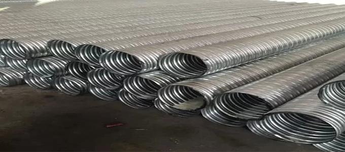 镀锌金属波纹管
