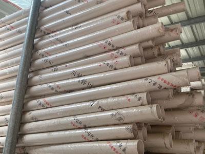 川特PVC-U排水管