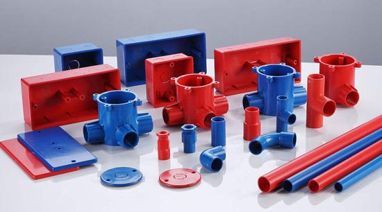联塑-PVC穿线管管件